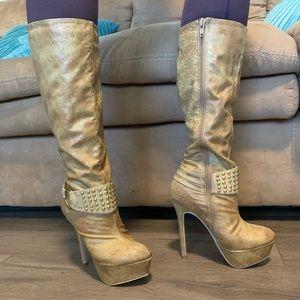 Promise Women's high heel boots